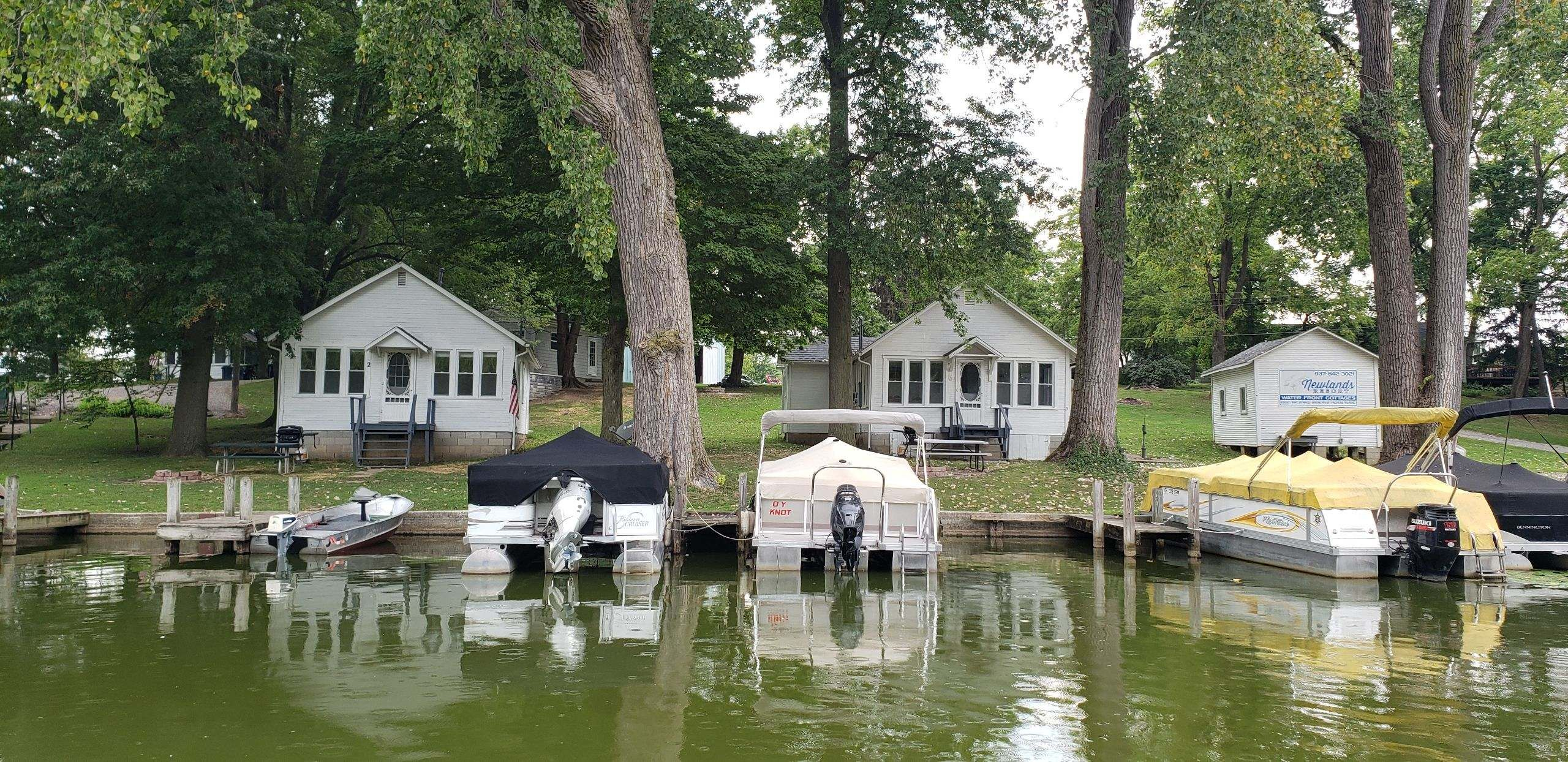 Newland's Resort  Resort in Lakeview , OH , 20